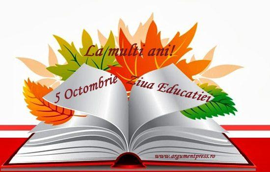 Ziua Educației 2018